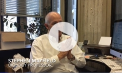 Dr. Mayfield on Biofuels