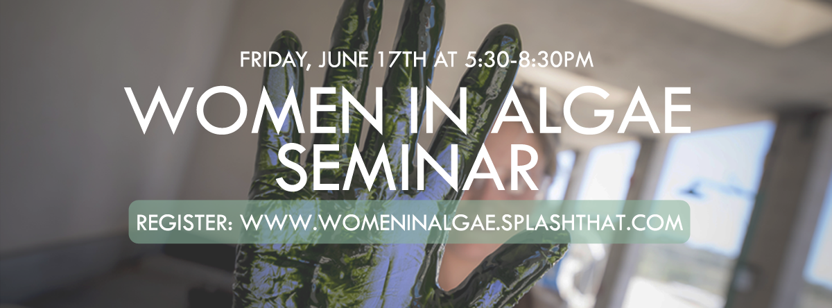 Women in Algae Networking Event