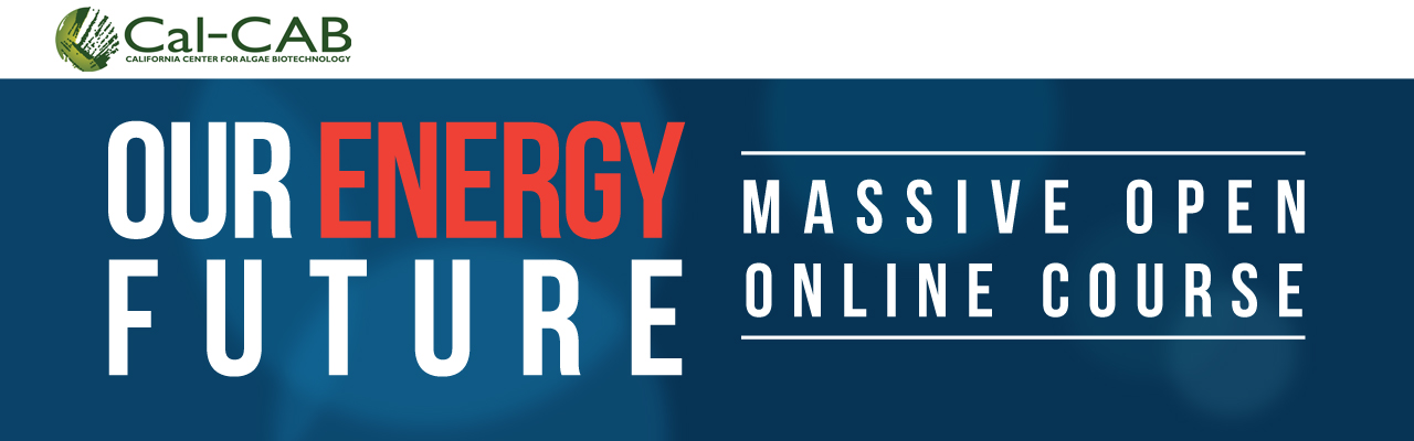 Our Energy Future MOOC